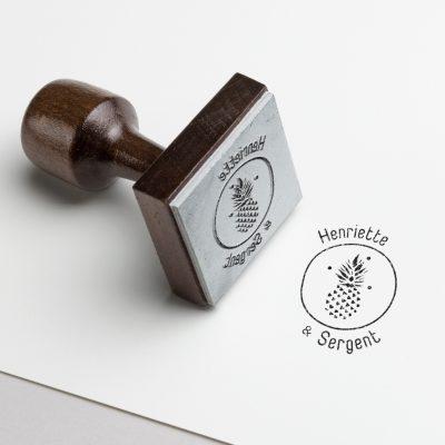 Logotype Henriette et Sergent traiteur