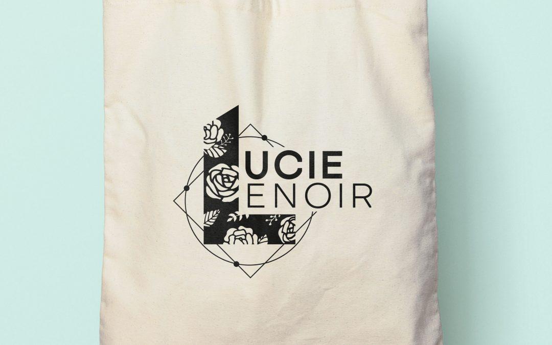 Logotype Lucie Lenoir
