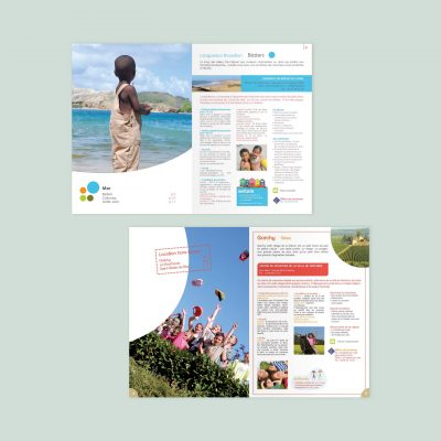 Brochure Vacances familiales – Nanterre