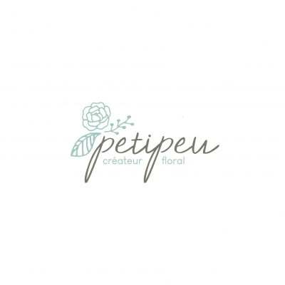 Logo Petipeu Fleuriste