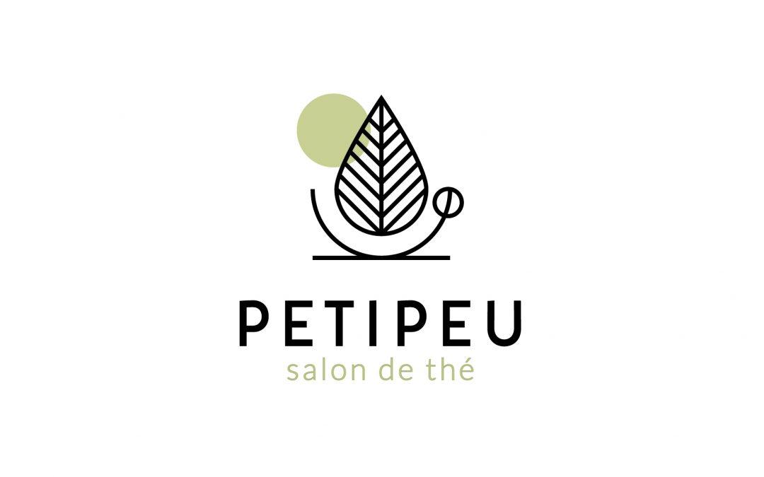 Logo Petipeu Salon de thé