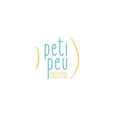 Logo Petipeu Accompagnement pour femmes enceintes