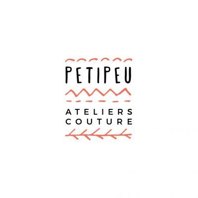 Logo Petipeu ateliers de couture