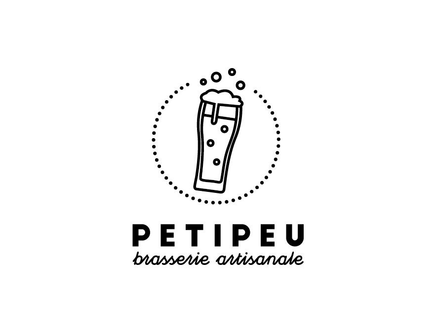 Logo Petipeu  brasserie artisanale
