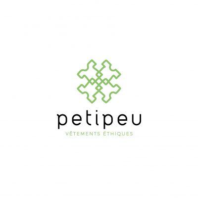 Logo Petipeu Marque de vêtements éthiques