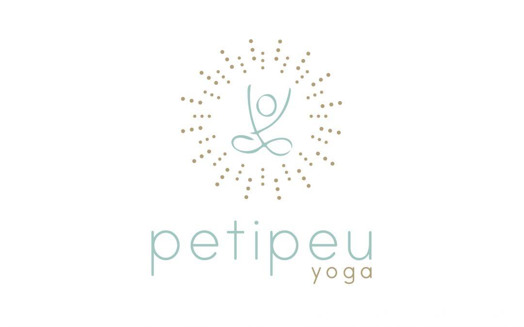 Logo Petipeu Studio de yoga