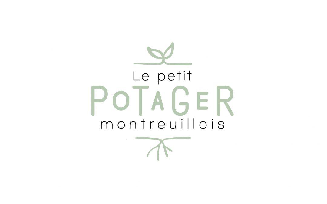 Logo Le petit potager montreuillois