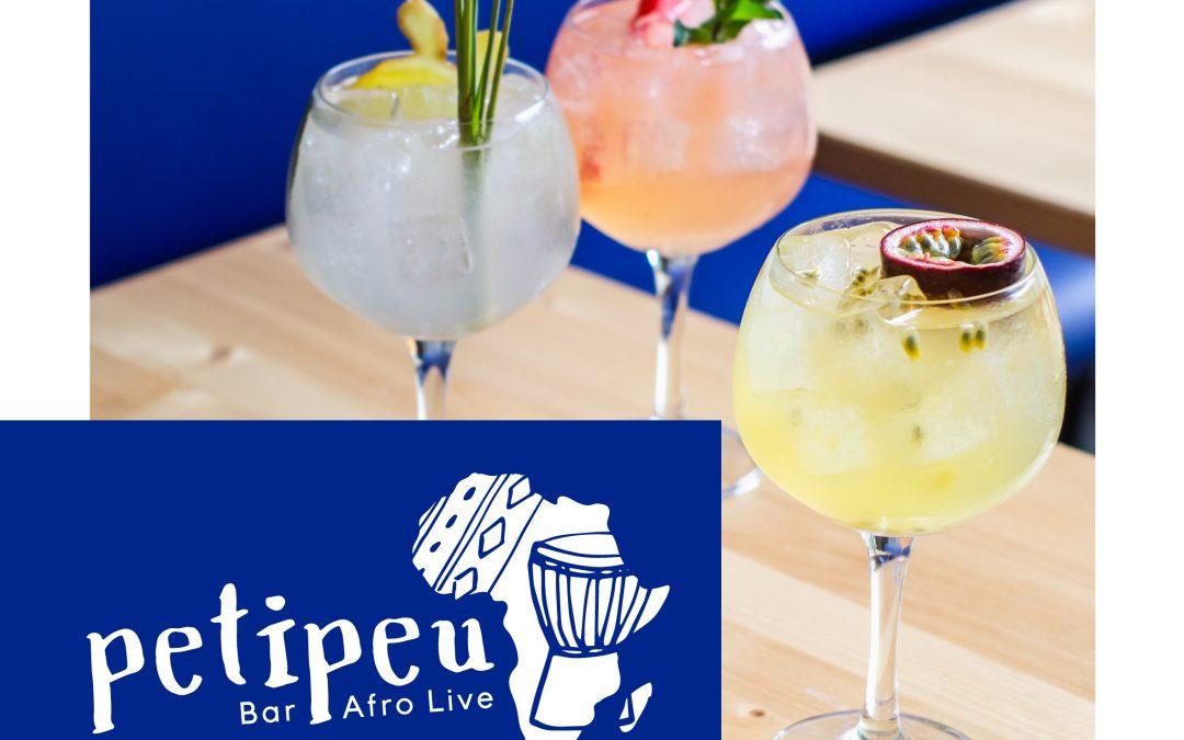 Restaurant, bar à concerts, culture africaine