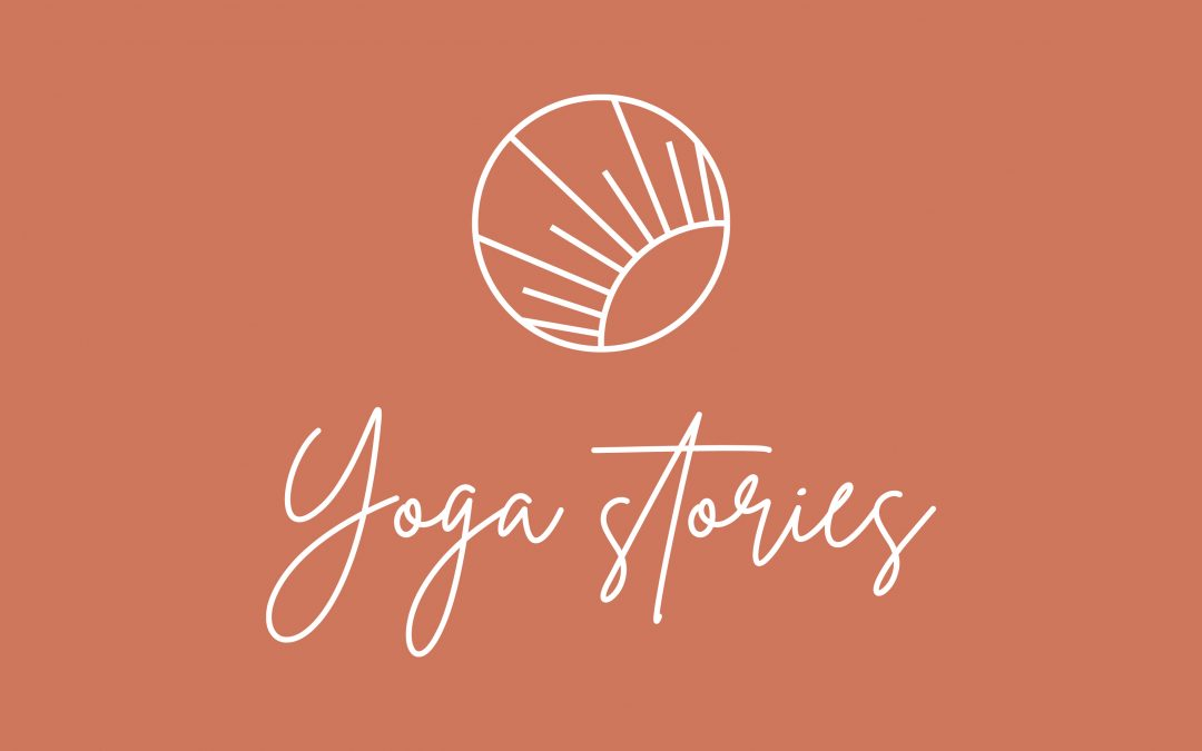 Logo Yoga Stories