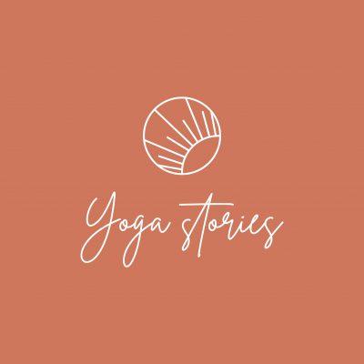 Logo Yoga Stories