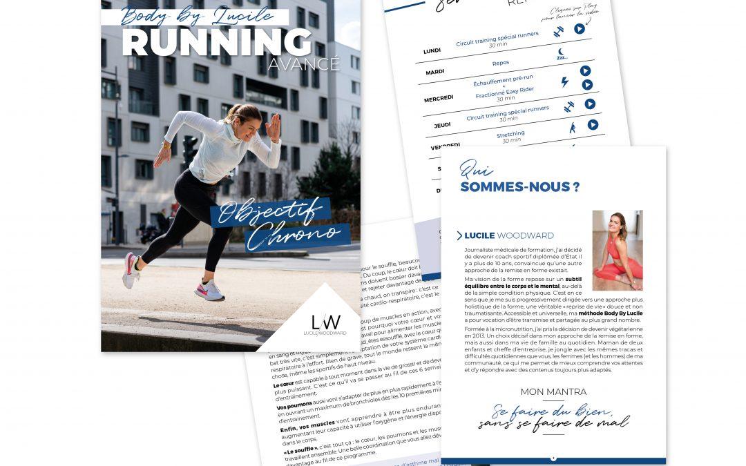 Ebook Lucile Woodward Running avancé