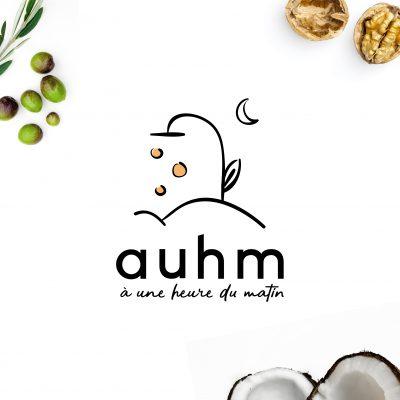 Logo Auhm – cosmétiques naturels pour femmes enceintes et ou allaitantes