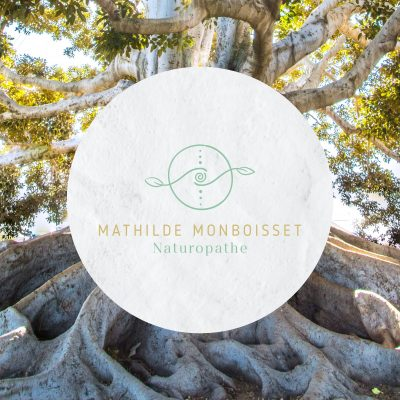 Logo Mathilde Monboisset Naturopathe